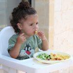 Dieťa Jedlo